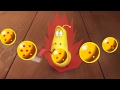 LARVA ❤️ The Best Funny cartoon 2017 HD ► La DRAGON BALLS ❤️ The newest compilation 2017 ♪♪ PART 52