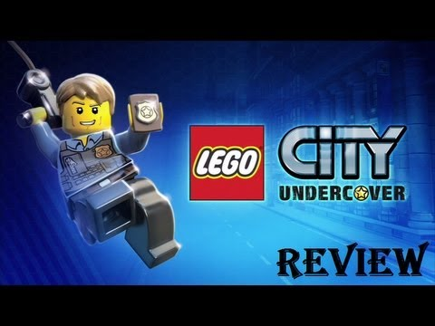 Review: Lego City: Undercover (Nintendo Wii U)