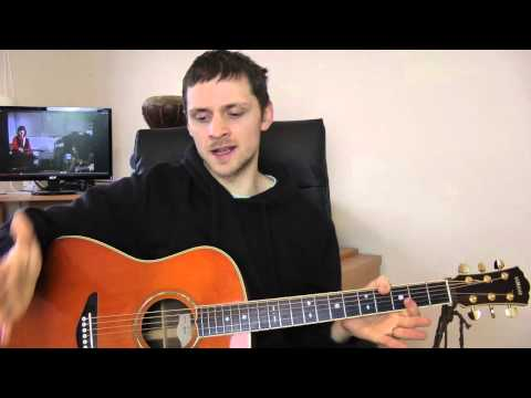 How To Arrange A Song For Fingerstyle Guitar - Lesson #1