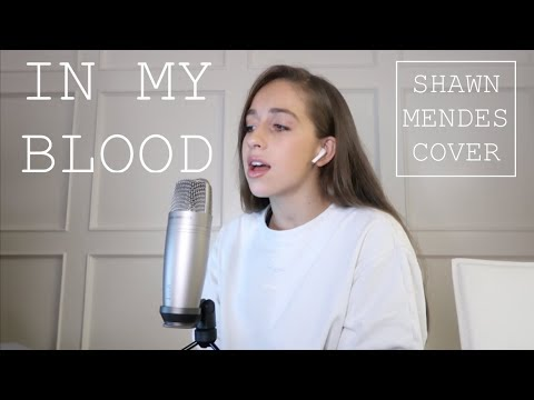 In My Blood (Shawn Mendes Cover) - Tate McRae