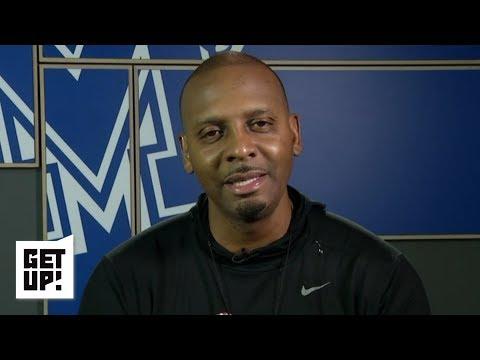 Penny Hardaway talks Memphis basketball, Lil Penny's return & more | Get Up!