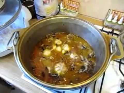 Учимся готовить узбекский плов от 0 до 100%