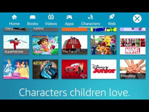 Amazon FreeTime – Kids' Videos, Books, & TV shows APK Cover