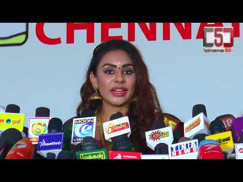 Sri Reddy Angry Speech I Some Basterd Troll To Me I Cinema5D