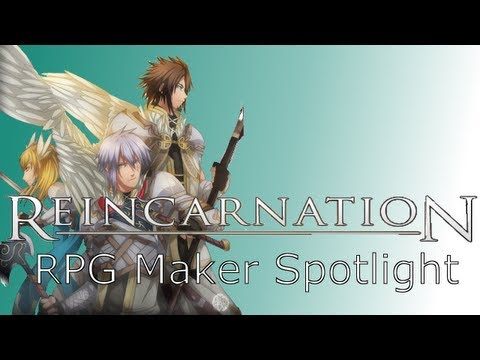 RPG Maker Spotlight - Reincarnation
