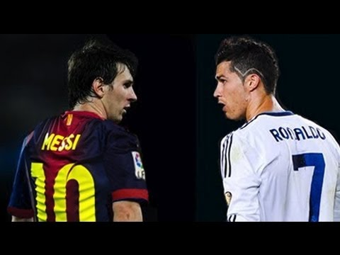 Lionel Messi Vs Cristiano Ronaldo video