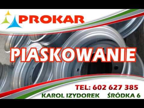 PROKAR - Lakiernia Proszkowa