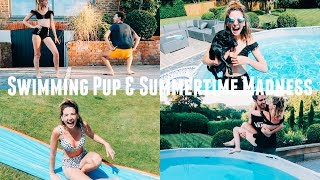 SWIMMING PUP & SUMMER MADNESS