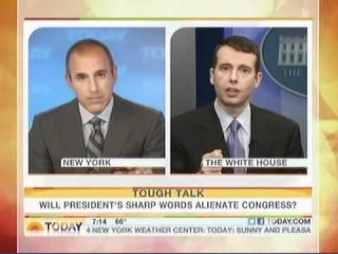 David Plouffe Says Obama Owns the Economy