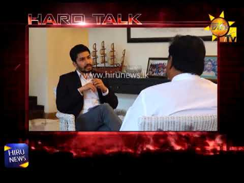 hard talk hiru news|eng