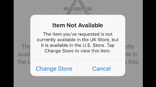How to Change App Store Country or Region on iPhone or iPad - No Credit Card Required