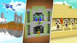 10 New Dungeons that COULD be in Minecraft 1.15!