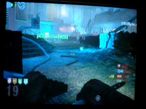 call of duty black ops wii zombies glitches [must watch]