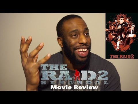 The Raid 2: Berandal - Movie Review video