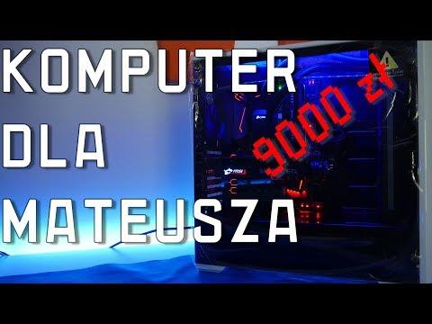 Wydajny I Cichy Komputer Dla Widza Za Ok 9000 Zł - Timelapse Z Budowy - VBTpc