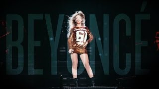 Beyonce Video - BEYONCÉ EN BARCELONA 2014