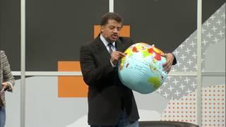 """That Stuff Is Flat"" | Neil DeGrasse Tyson on SXSW Live 2014"