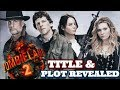 Zombieland 2 Title REVEALED, PLOT, & NEW Zombies?!