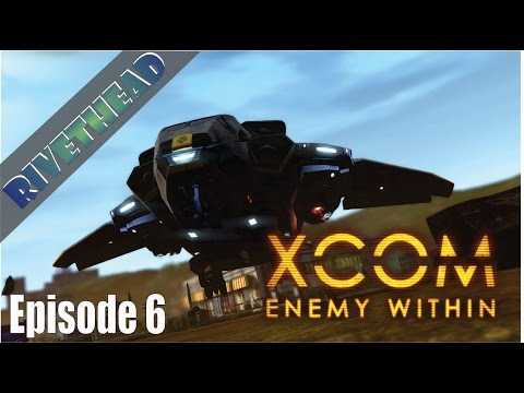 "XCOM: Enemy Within - E6 ""Now with a new and improved Cartooner"""