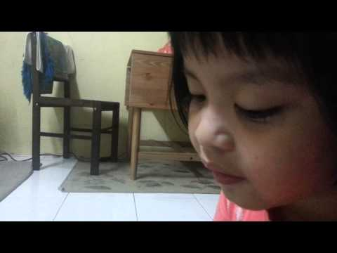 Irdina Belajar Iqra' video