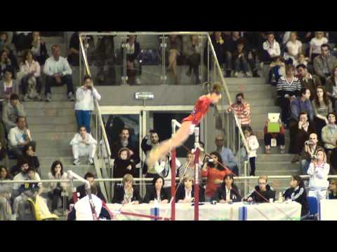 Rebecca Bross, Jesolo 2012 - UB
