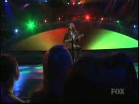 Israel IZ Kamakawiwo'ole featured on American Idol with Jason Castro