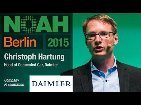 Christoph Hartung, Daimler - NOAH15 Berlin