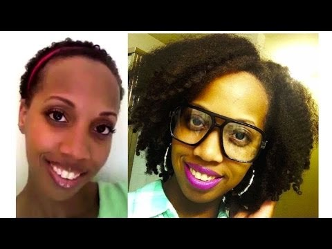 5 Tips for Growing Type 4 Natural Hair
