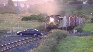 Cars Vs Warrnambool Freight Train