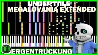 "IMPOSSIBLE REMIX - ""Megalovania"" Undertale (EXTENDED)"