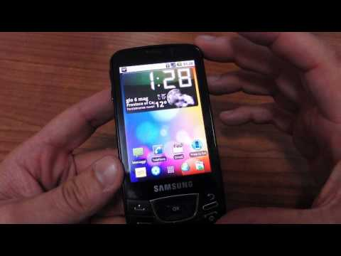 Samsung Galaxy overclock 710 mhz - NEW Galaxo Rom Review