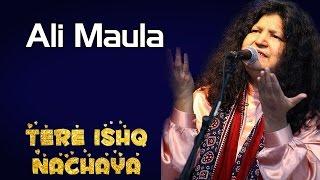 download lagu Ali Maula  Abida Parveen   Album: Tere gratis