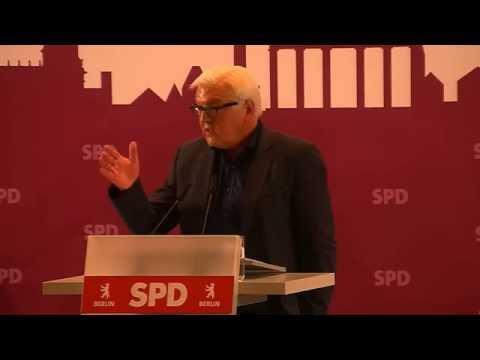 Landesparteitag am 13. Juni 2015: Rede von Frank-Walter Steinmeier