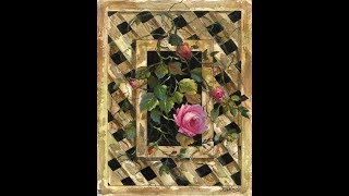 "The Beauty of Oil Painting, Series 3, Episode 6 ""Rose Trellis"""