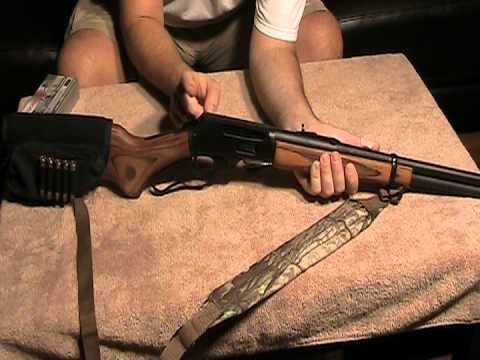 Review of Marlin 336w Lever Action Rifle