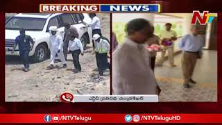 CM YS Jagan Likely To Attend Kaleshwaram Project Inauguration | NTV