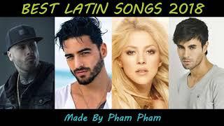 Best Latin Songs 2018 - Shakira, Maluma, Nicky Jam, Enrique Iglesias, Wisin, Ozuna, Yandel, Becky G