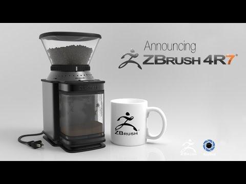 Official ZBrush 4R7 Teaser