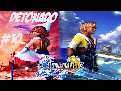 Final Fantasy X Internacional Detonado #10 Mi'ihen Highroad lado sul