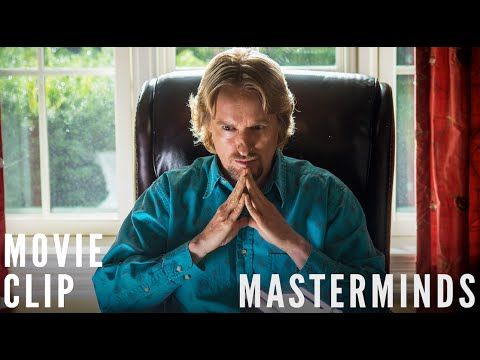 Masterminds   Clip - Is It One Of Them [HD]