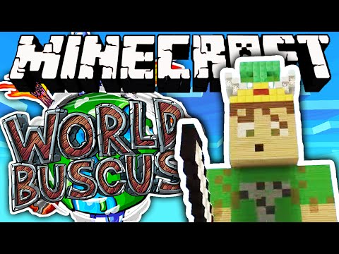 Giant Tobuscus Statue - Minecraft video
