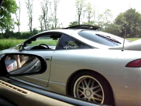 1999 Mitsubishi Eclipse GSX Video