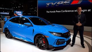 Is the updated 2020 Honda Civic Type R the PERFECT hot hatch?