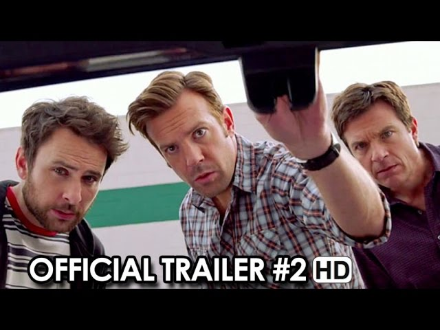 HORRIBLE BOSSES 'Ransom Note' Offcial Trailer #2 (2014) HD
