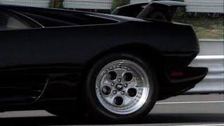 MotorWeek | Retro Review: '93 Lamborghini Diablo