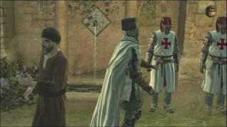 Assassin's Creed Memory Block 6 Robert de Sable part 3/5 Assassination Attempt