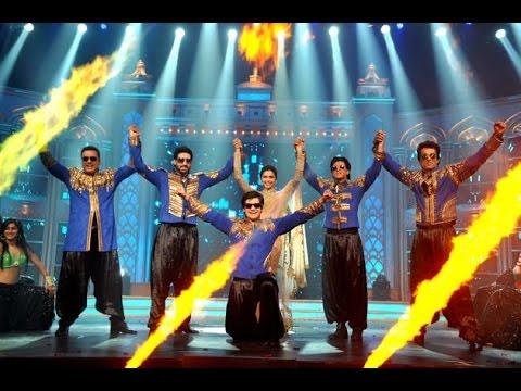 Happy New Year - Movie Review - Shahrukh Khan, Deepika Padukone, Abhishek Bachchan, Boman Irani