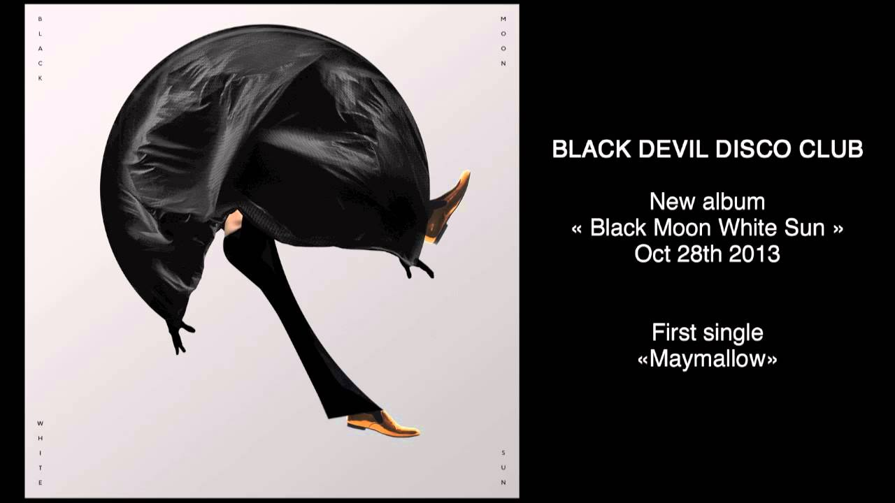 new black devil disco club album 39 black moon white sun 39 out oct 28th youtube. Black Bedroom Furniture Sets. Home Design Ideas