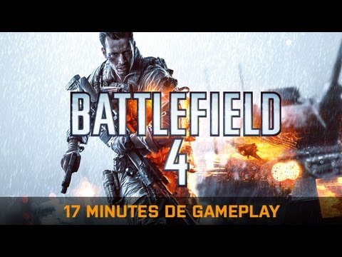 Vidéo Officielle De Battlefield 4 partie De Pêche à Baku - 17 Minutes De Gameplay video