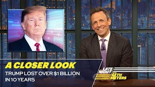 Trump Lost Over $1 Billion in 10 Years: A Closer Look